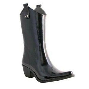 NOMAD Yippy cowboy waterproof rain boot.